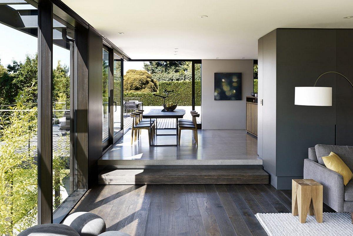 Реконструкция дома в Сиэтле