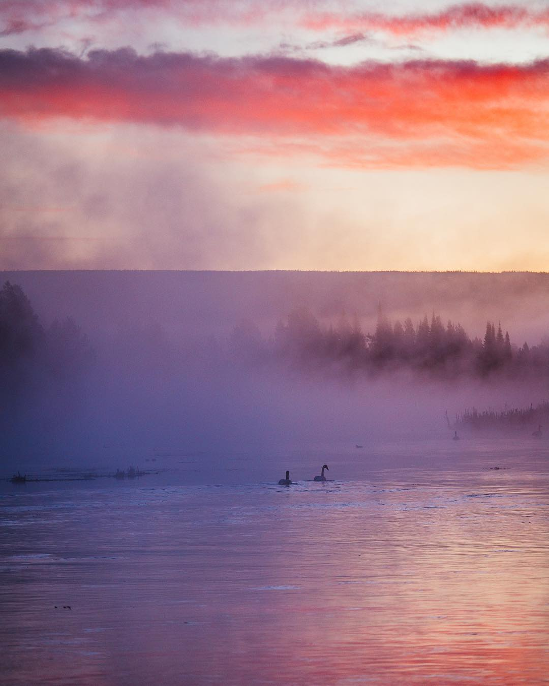Красота природы на пейзажных снимках Грея Маркса