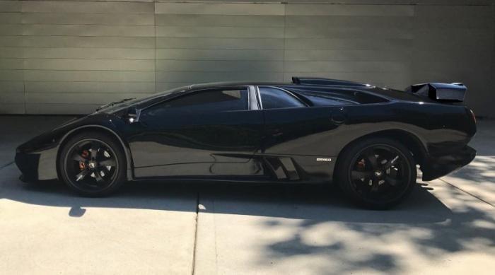 Реплика Lamborghini Diablo на базе Honda