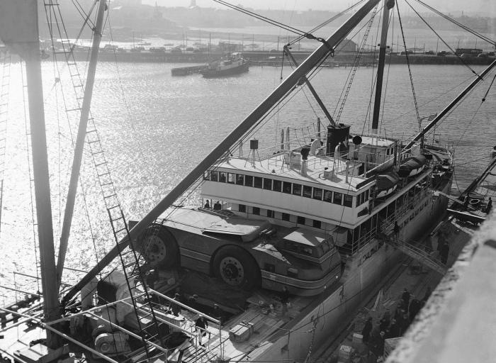 Провал американского вездехода Antarctic Snow Cruiser