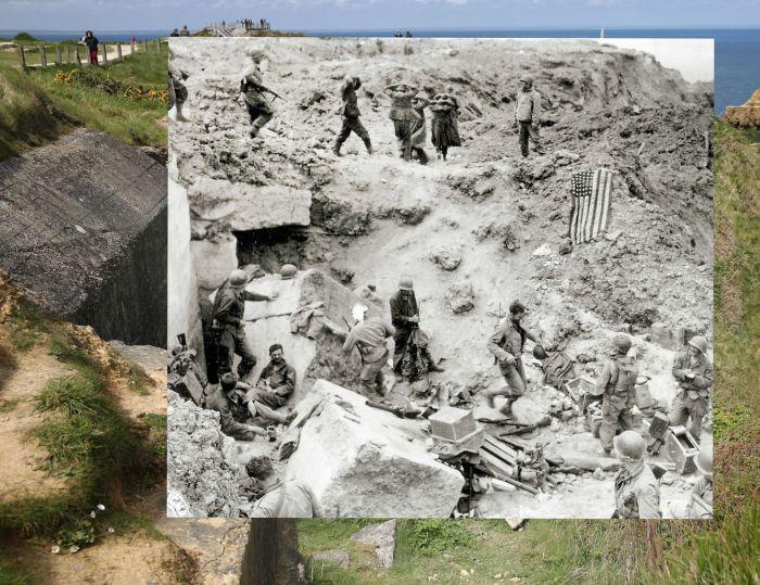 Эхо войны: тогда и сейчас