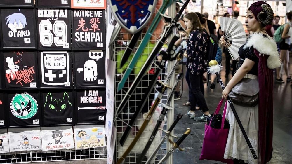 Конвенция Япония Экспо во Франции