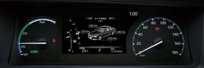 Новая Toyota Century: японский Роллс-Ройс