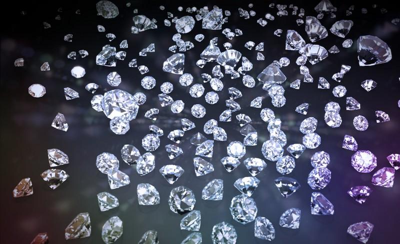 Удивительные факты об алмазах