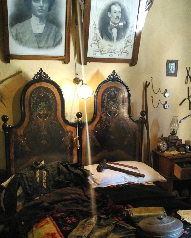 Аккабадора — Хозяйка смерти