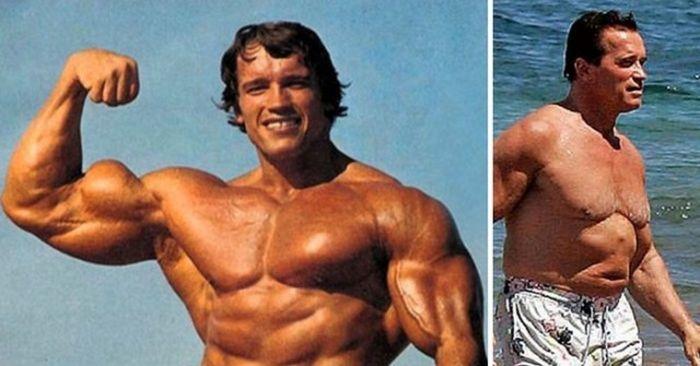 Как изменились известные бодибилдеры после завершения карьеры