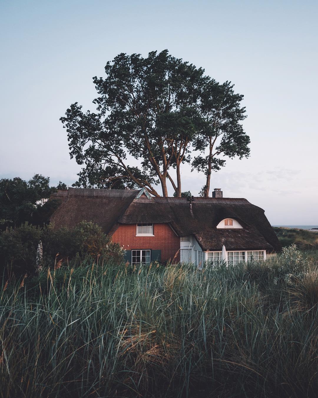 Пейзажи и путешествия на снимках Лео Томаса