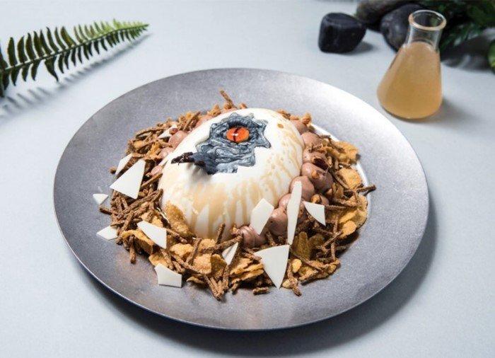 В Японии открылся ресторан Мир Юрского периода