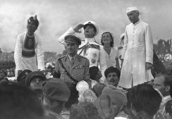 Редкие исторические фотографии из прошлого Индии