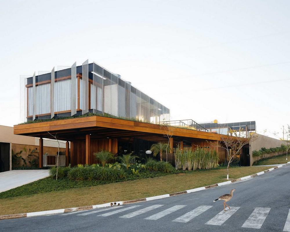 Дом + Дом в Бразилии