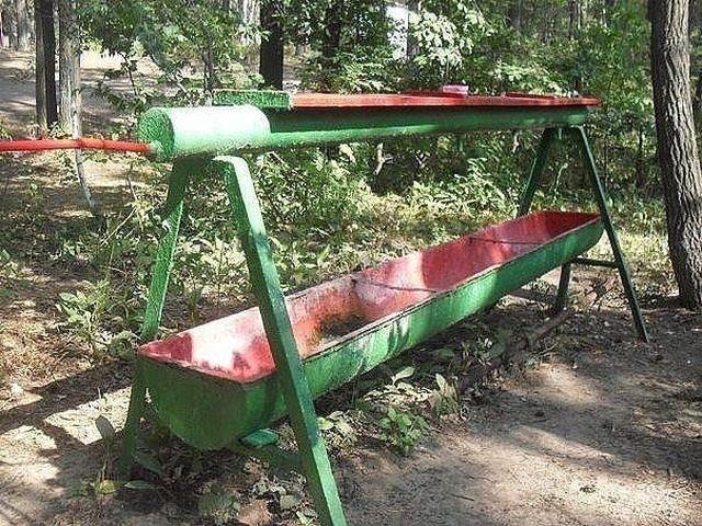 Эти вещи уже забыты, но были популярны в СССР