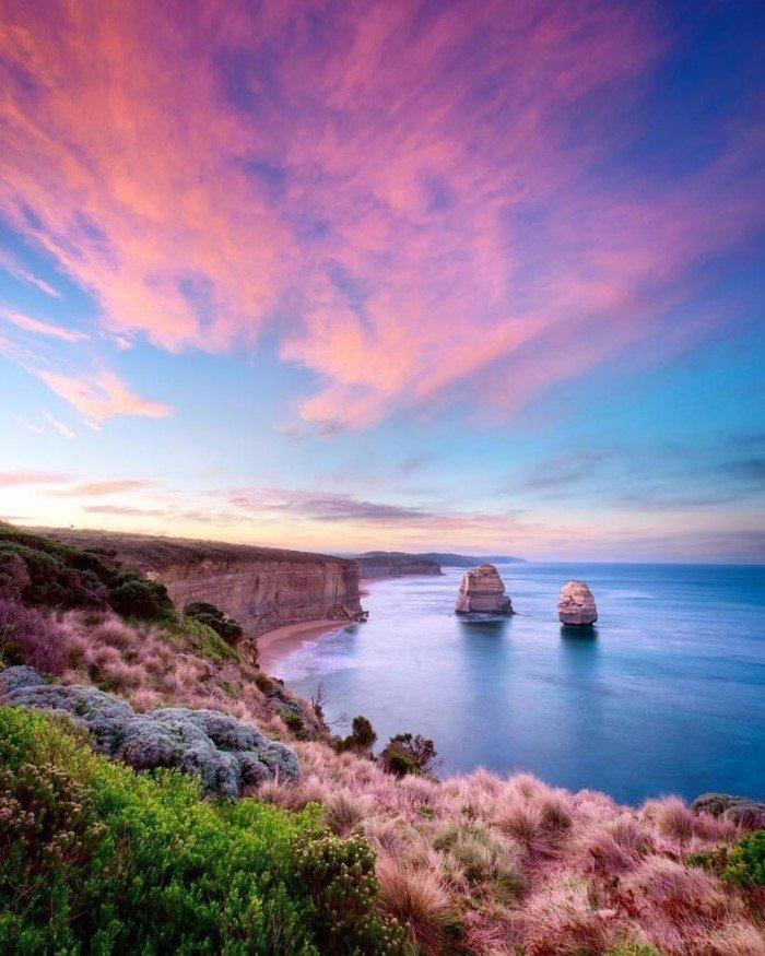 Удивительная красота нашей планеты на снимках