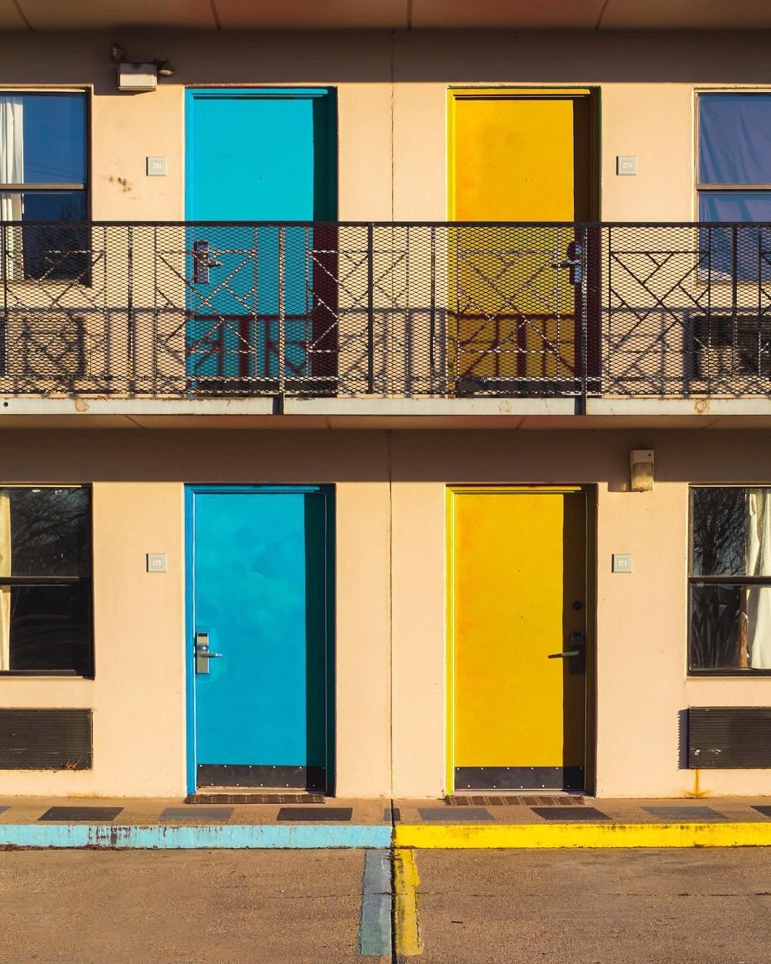 Архитектурный минимализм от Джейкоба Митчелла