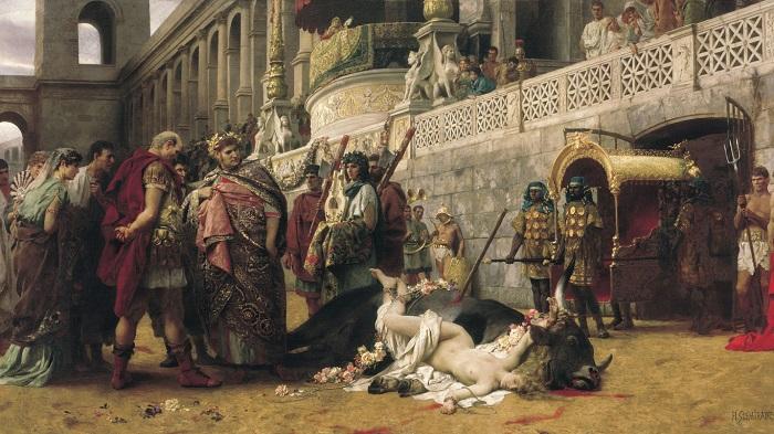 Кого в Европе обвиняли в людоедстве