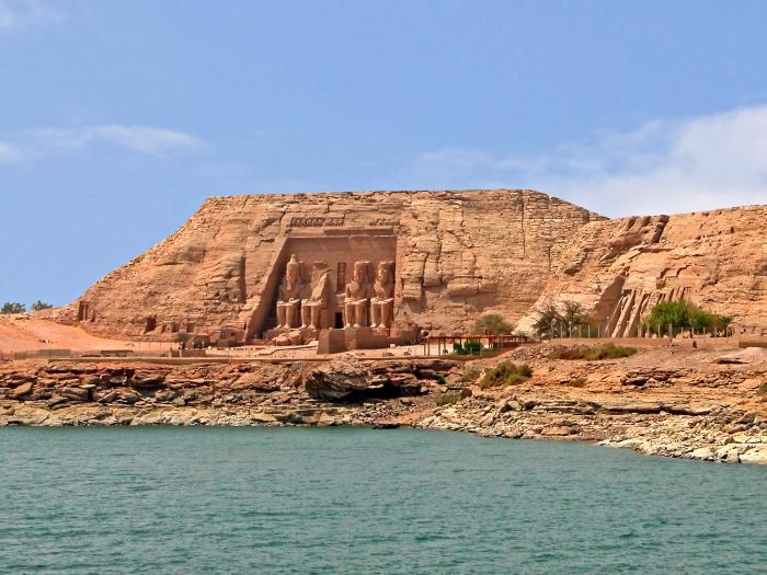 Храмовый комплекс Абу-Симбел и его спасение