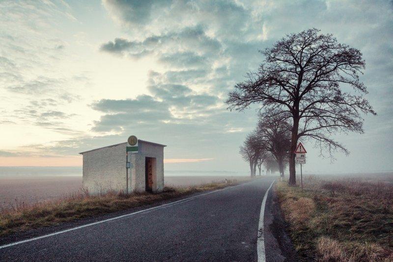 Пейзажи федеральной земли Бранденбург похожи на российскую глубинку