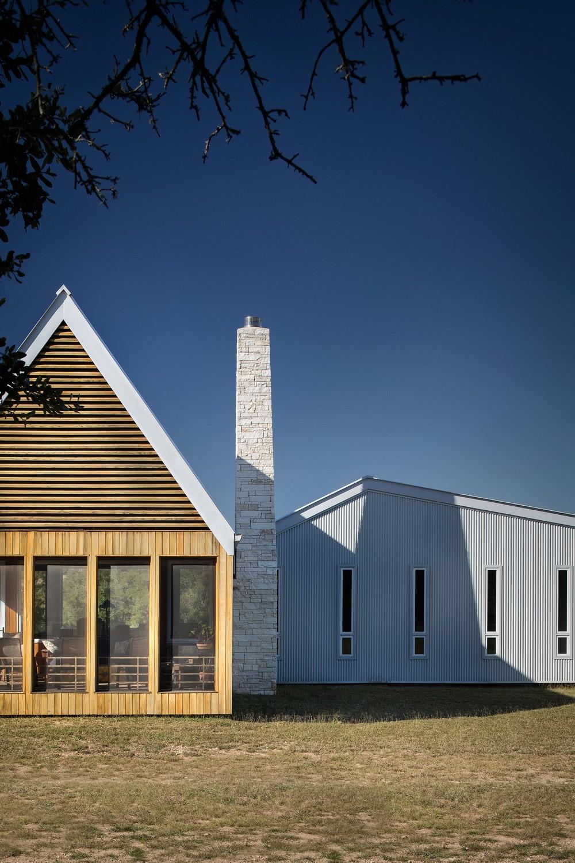 Сельский дом в США