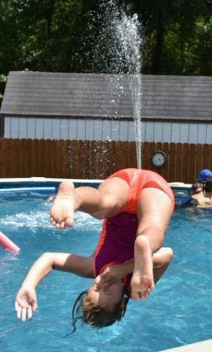 15 забавных летних кадров
