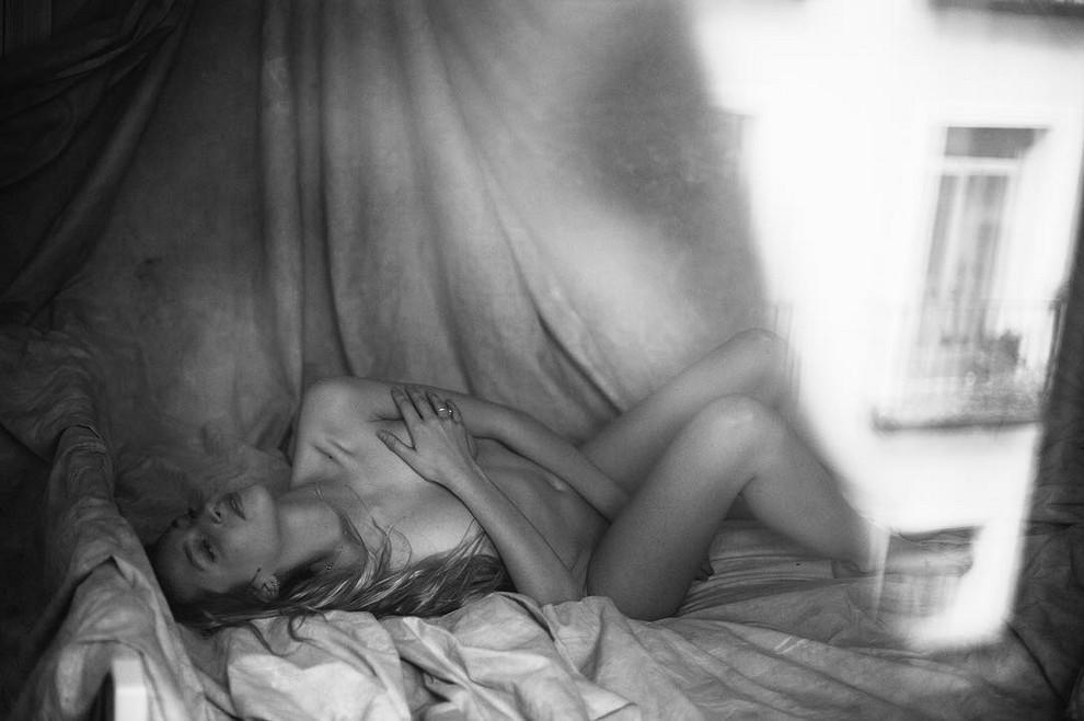 Красота женского тела на снимках Эмилио Хименеса