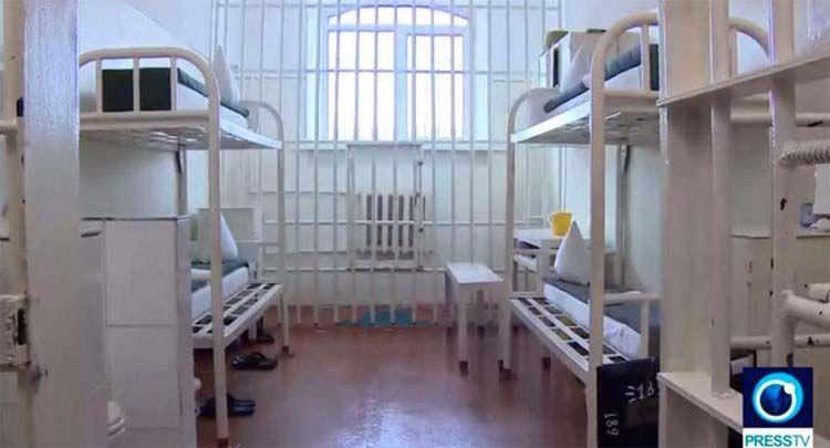 Разница между тем, как содержат заключенных в тюрьмах по всему миру