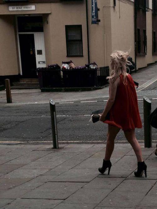 Тропа позора — возвращение девушек после гулянок