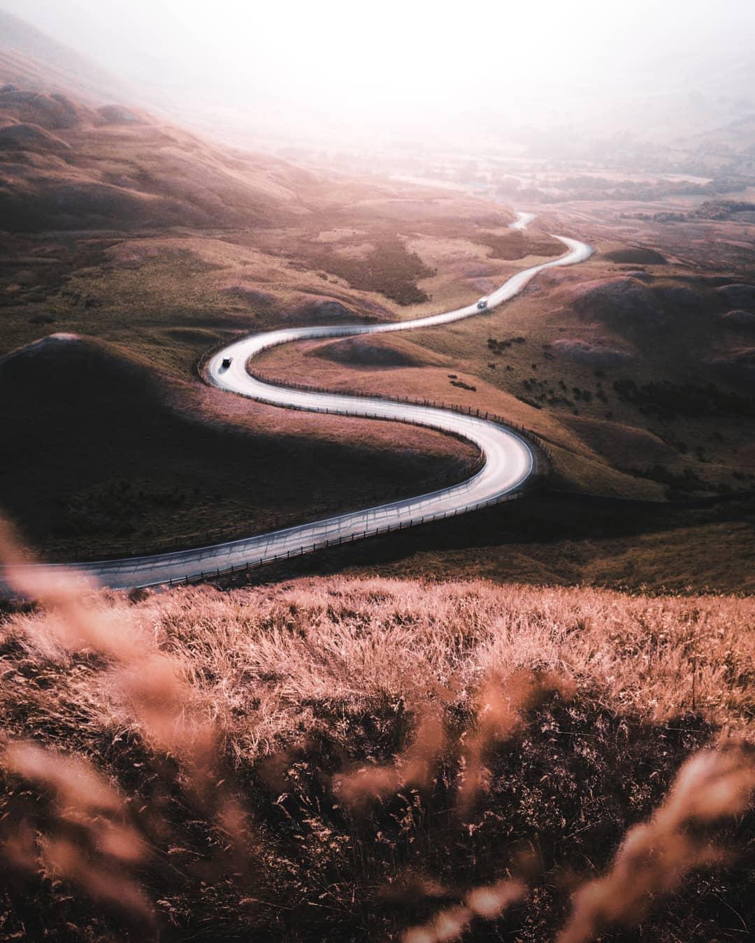 Природа и путешествия на снимках Люка Джексона-Кларка