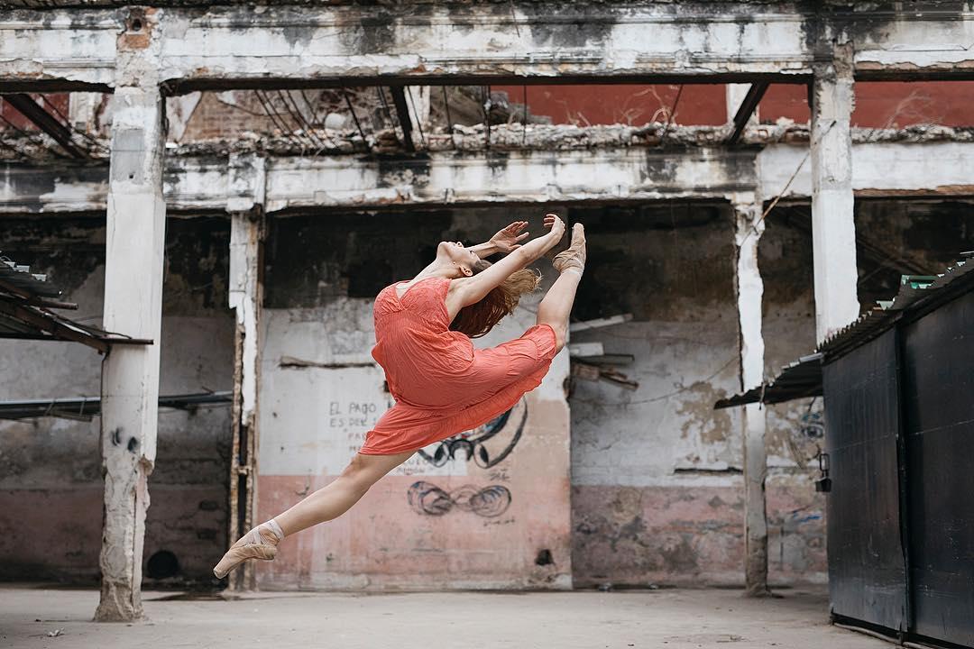 Танцоры на городских улицах от Melika Dez