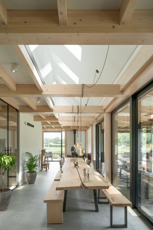 Два дома и студия-сарай в Нидерландах