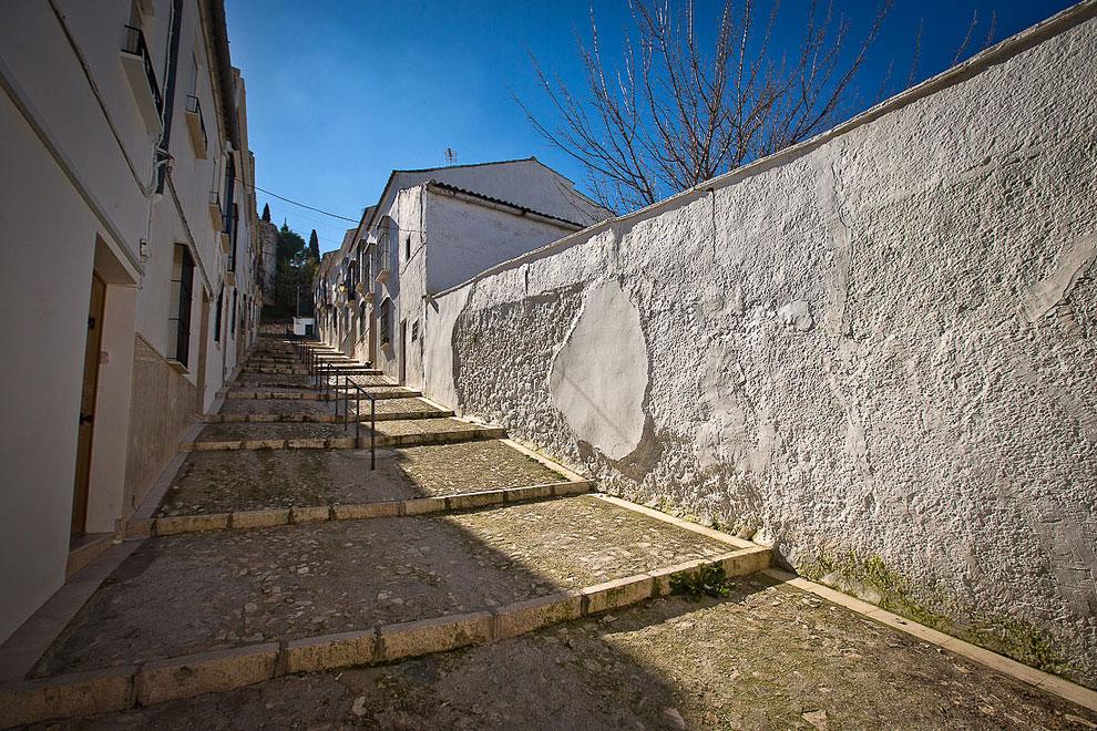 Прогулка по белому городу в Севилье