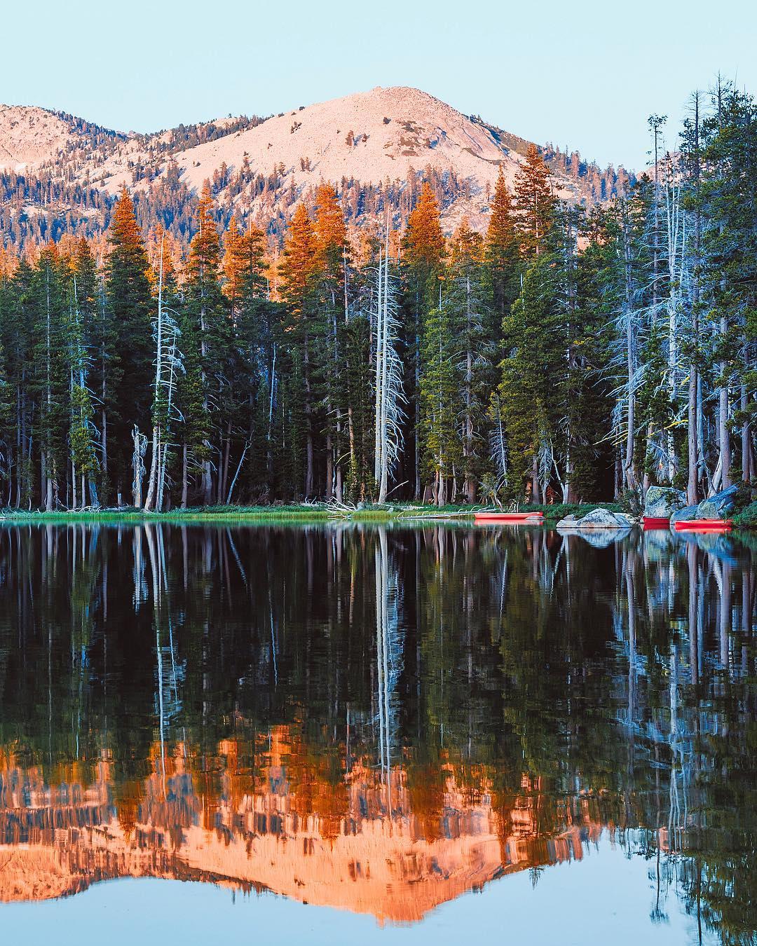 Красивые снимки природы от Гленна ли Робинсона
