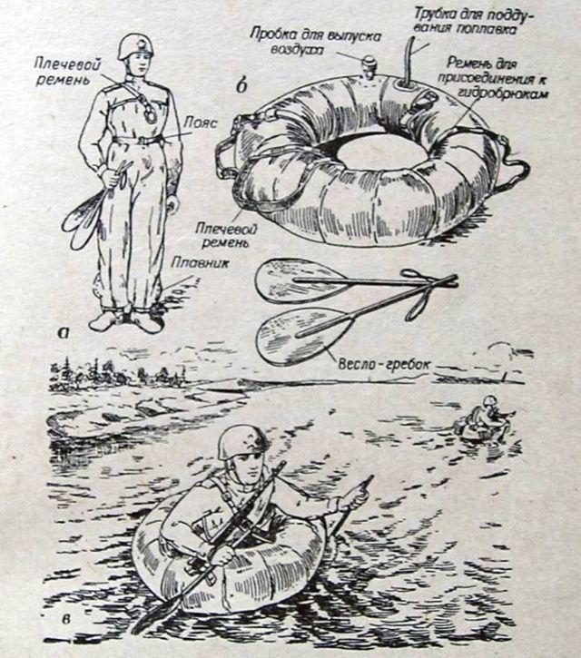 Индивидуальные плавательные костюмы ПКТ и МПК