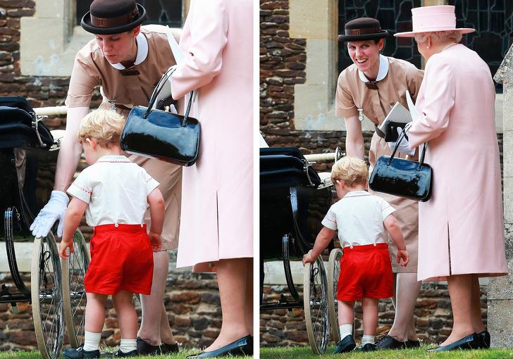 Подготовка нянь для работы в британской королевской семье
