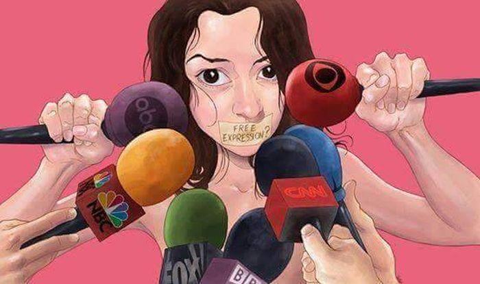 Пороки современного общества на сатирических иллюстрациях