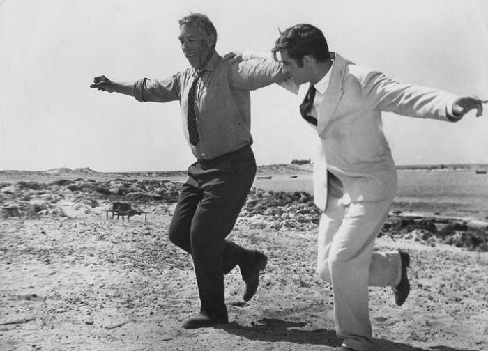 История греческого танца Сиртаки