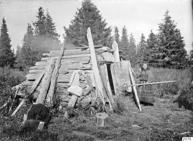 Жизнь крестьян в Архангельской губернии, 1910 год