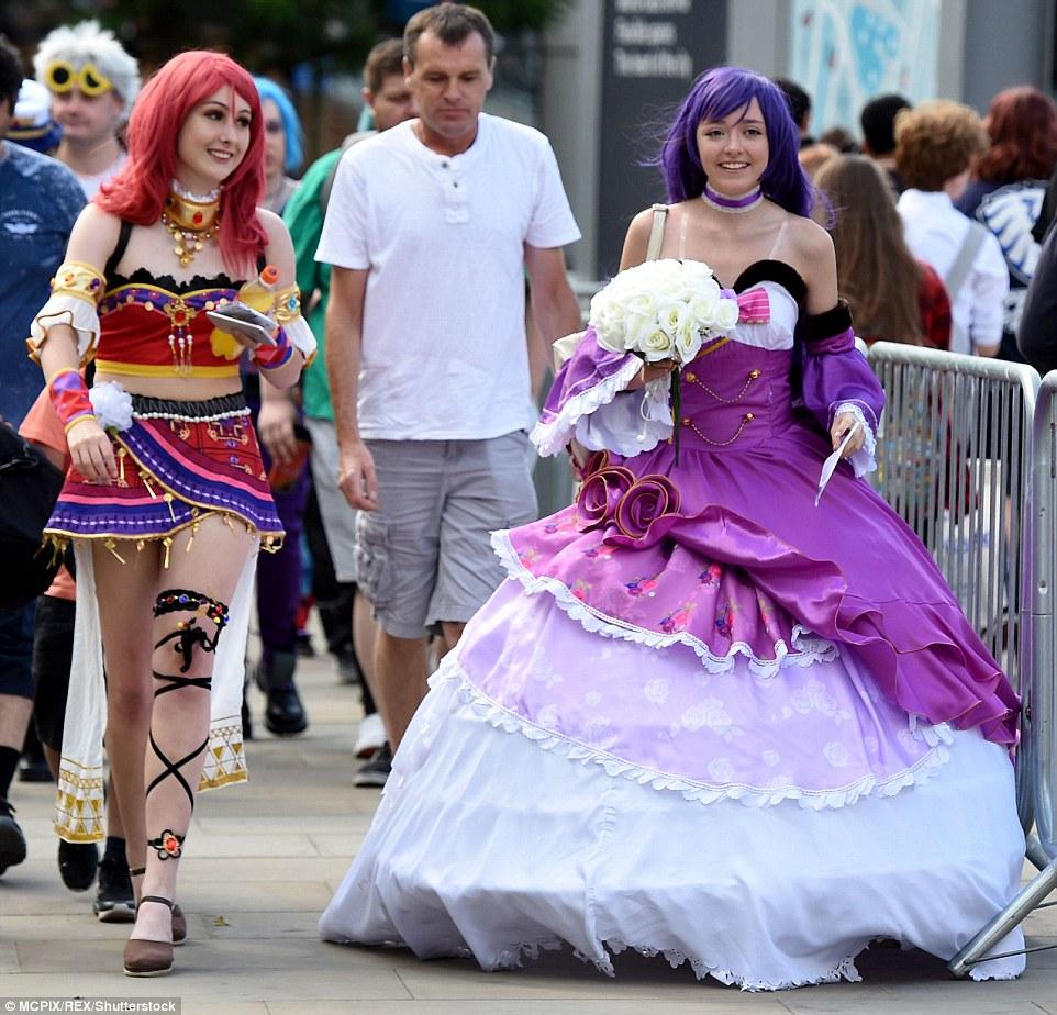 Comic Con в Манчестере 2018