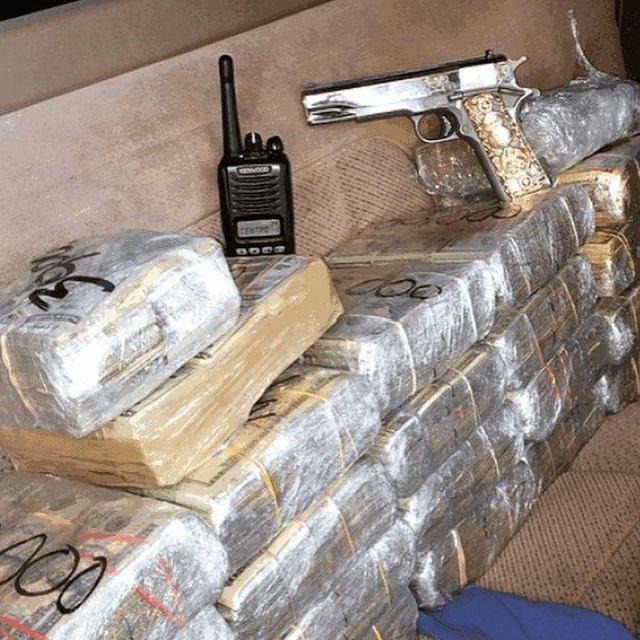 Фото из Instagram мексиканских наркобаронов