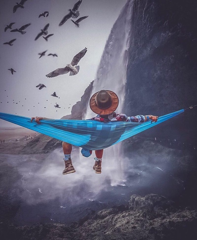 25 шедевров от людей, которые умеют пользоваться фотошопом