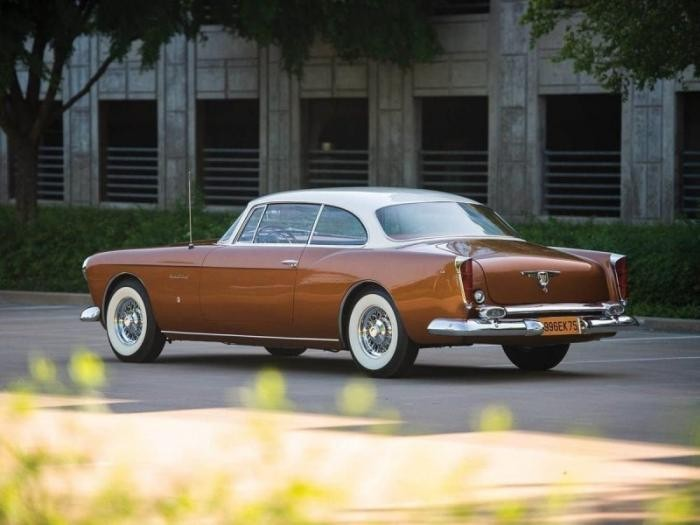 Chrysler ST Special by Ghia 1955 года