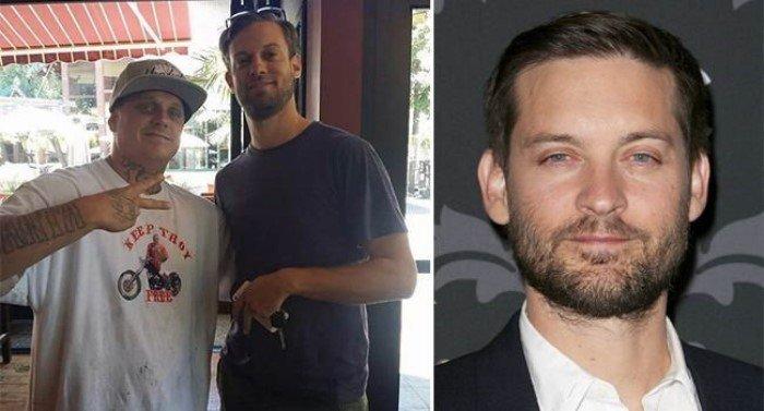 Они спутали обычных людей с голливудскими знаменитостями