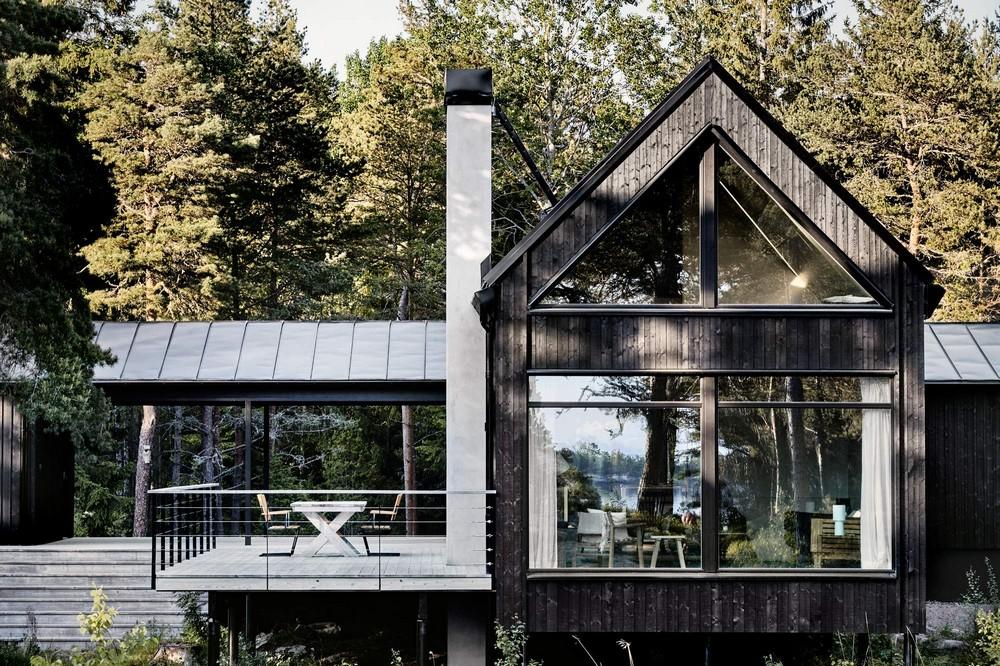 Летний дом в Швеции
