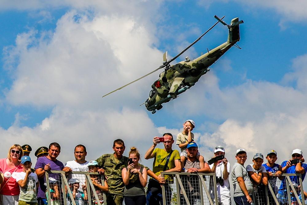 Международные армейские игры 2018