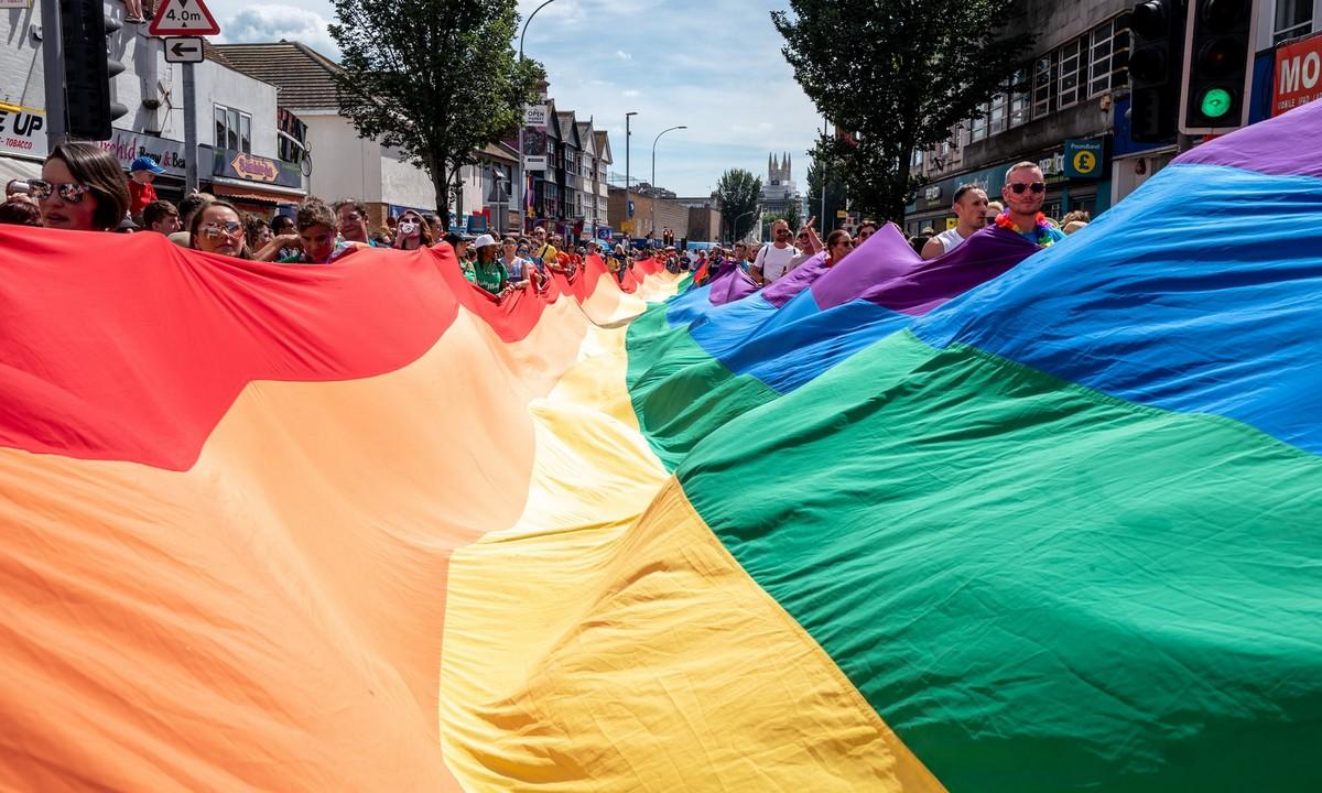 Brighton Pride 2018: крупнейший гей-парад в Великобритании
