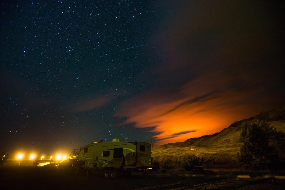 Красота звездного неба на фотографиях