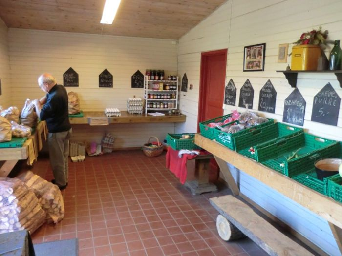 Норвежский магазин без продавцов