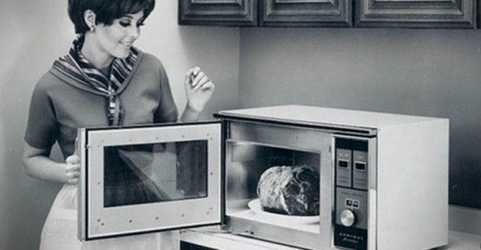 Почему в СССР запрещали микроволновки
