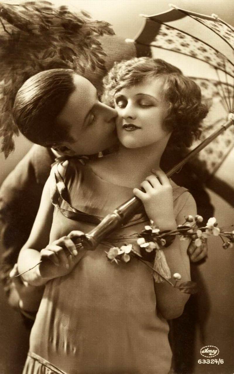 Романтика начала ХХ века в фотографиях