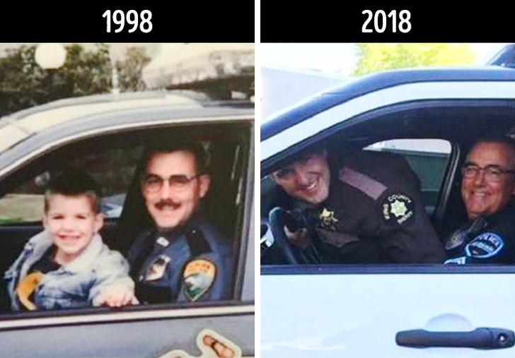 Эти парни добились того, чего хотели: до и после