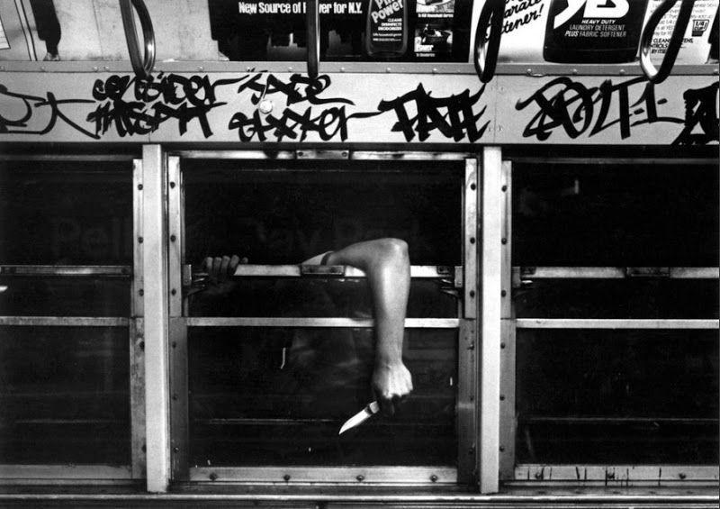 Почему старожилы Нью-Йорка до сих пор боятся подземки