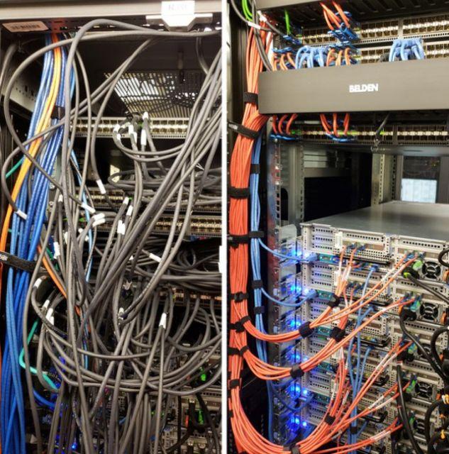 Трансформации для любителей порядка: до и после
